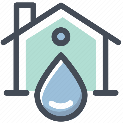 Home, ui, water icon - Download on Iconfinder on Iconfinder