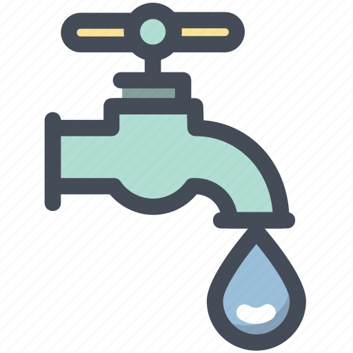 clean, drink, drop, tap, water, water drop icon