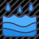 water, drop, rain, forecast, weather