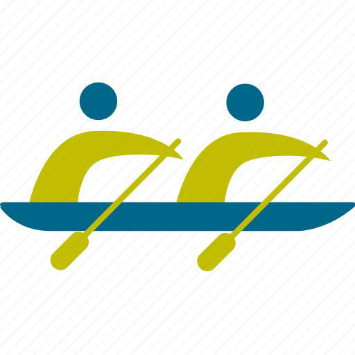 man, people, person, play, rowers, rowing, sport, sports, swimmer, swimming icon