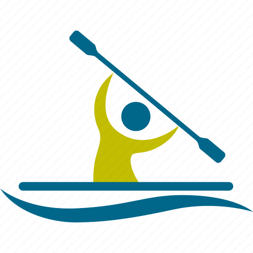 man, olympic, people, person, play, rowers, rowing, sport, sports, swimmer, swimming icon