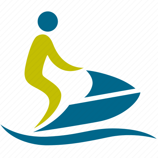man, people, person, play, rowers, rowing, scooter, sea, sport, sports, swimmer, swimming, water icon