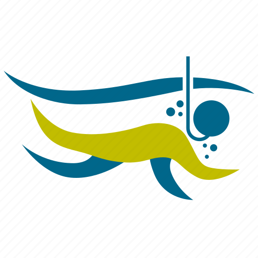 diving, man, people, person, rowers, rowing, sport, sports, swimmer, swimming, water icon