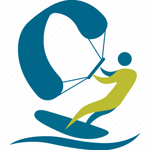 active, extreme, jump, kite, man, people, person, rowers, rowing, sport, sports, surfing, swimmer, swimming icon