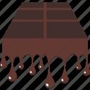 choco, chocolate, cocoa icon