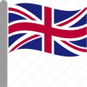 britain, england, flag, great, kingdom, uk, united icon