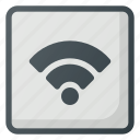 find, sign, spot, wayfinding, wifi icon