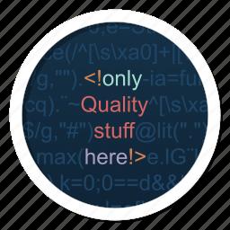 best, bug, code, coding, css, design, designer, develop, developer, document, high quality, html, internet, php, programming, quality, script, shell, source, system, tag, unix, web, web design, website icon