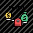 leverage, help, finance, capital, millionaire, budget