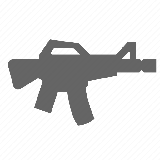 army, gun, military, rifle, weapon, weapons icon
