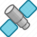arm, armament, arms, firearm, gps, satellite, weapon, weaponry icon