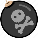 arm, armament, arms, boom, firearm, weapon, weaponry icon
