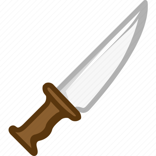 arm, armament, arms, firearm, knife, weapon, weaponry icon