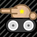armament, armoring, armouring, tank icon
