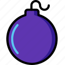 bomb, color, explosive, ultra, weapon, weaponry icon