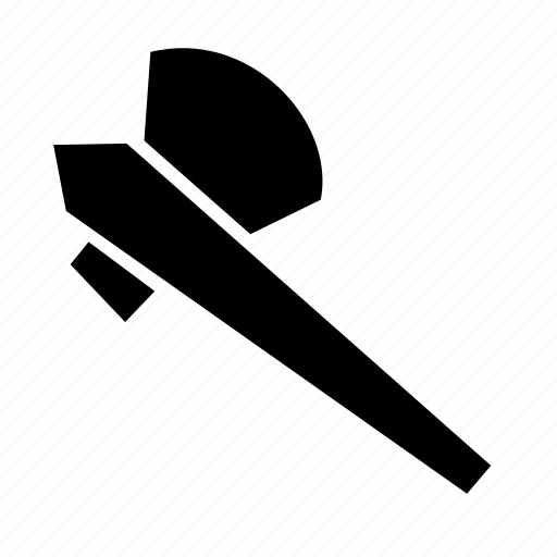 axe, chop, cut, halberd, hatchet, pike, viking icon