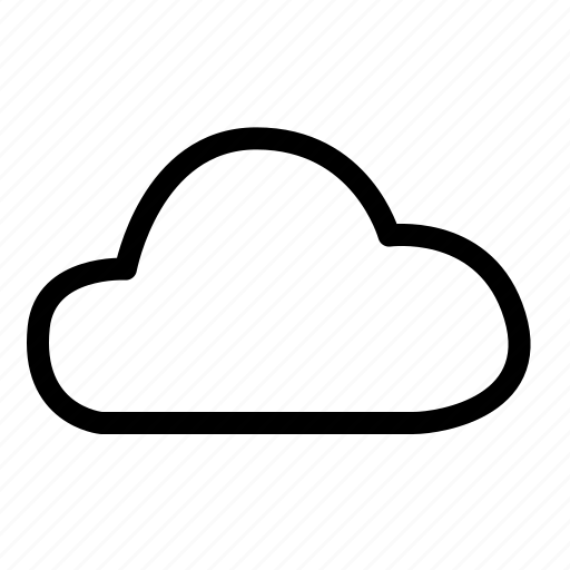 bad weather, climate, cloud, computing, database, storage, weather icon