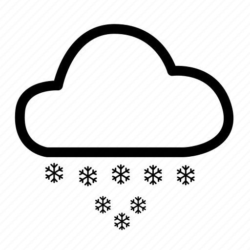 bad weather, climate, cloud, rain, snow, weather, weather rain icon