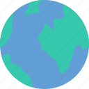 awesome, earth, globe, happy icon