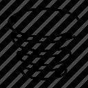 swirl, vertex, vortex, whirl, whirlpool icon