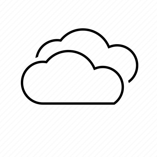 .svg, cloud, clouds, cloudy, forecast, weather icon