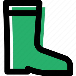 autumn, boot, puddles, rainboot, welly icon