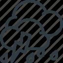 forcast, rain, storm, thunder, weather
