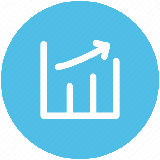 atmosphere, forecast, graph, growth, temperature, up graph, weather graph icon