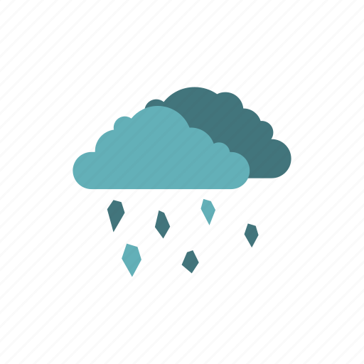 climate, clouds, drop, hail, meteorology, sky, weather icon
