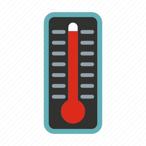 fahrenheit, heat, hot, instrument, summer, temperature, thermometer icon
