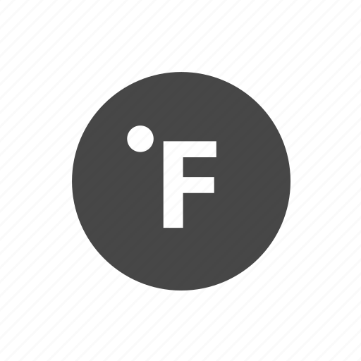 fahrenheit icon