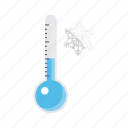climate, cold, forecast, temperature icon