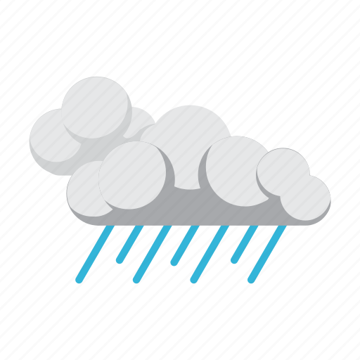 climate, rain, shower, weather icon