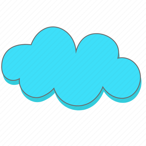 cloud, weather icon icon