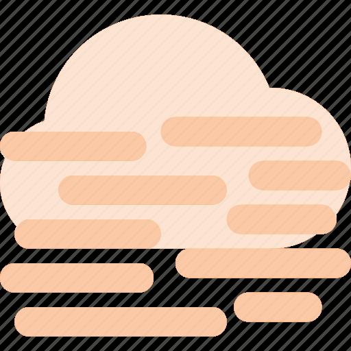 cloud, cloudy, fog, foggy, forcast, weather icon
