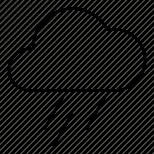 climate, forecast, meteorology, rain, weather icon