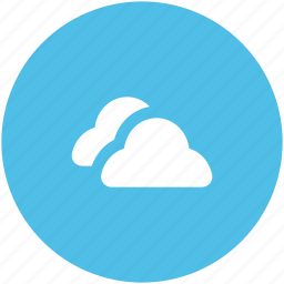 cloud, clouded, cloudy, forecast, partly sunny, sunlight, weather icon