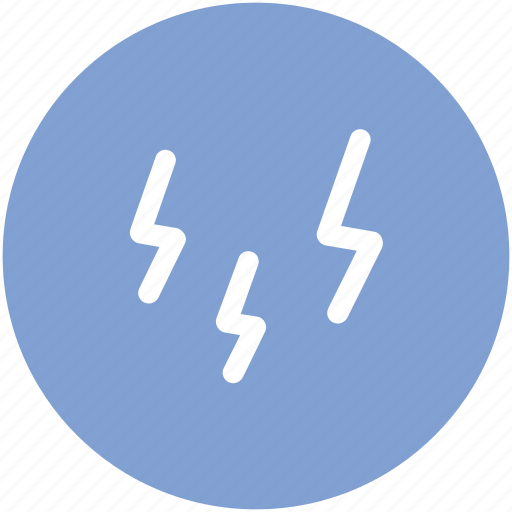 bolt, power, thunder, thunder bolt, thunder lightning icon