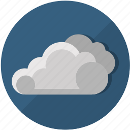 clouds, cloudy, fog, meteorology, season, temperature, weather icon