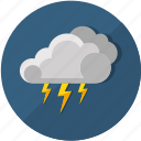 cloud, cloudy, forecast, lightning, meteorology, storm, thunderstorm