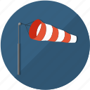 clouds, direction, flag, meteorology, weather, wind, wind direction icon