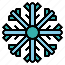 frost, snow, snowflake icon