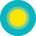 daylight, sun, sunny icon