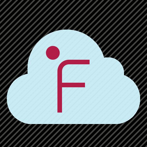 celsius, degrees, fahrenheit, temperature, weather icon
