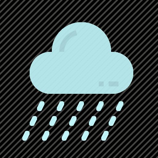 cloud, rain, rainy, storm, weather icon