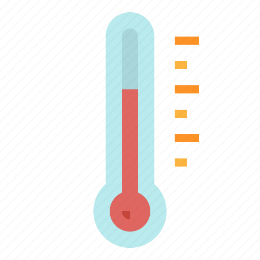 celsius, degrees, mercury, temperature, thermometer icon