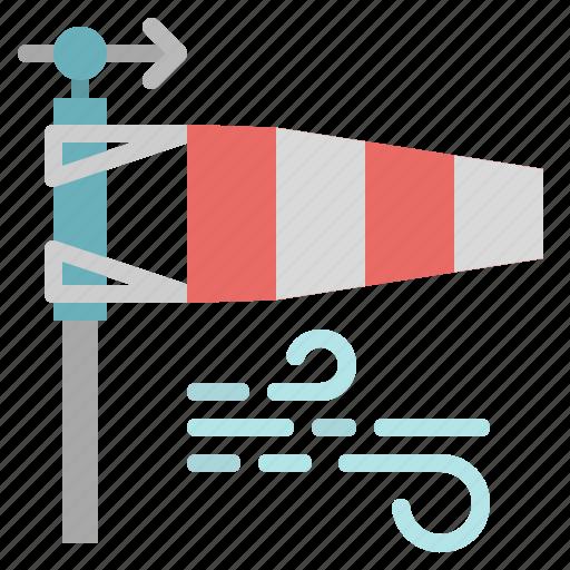 meter, speed, tools, wind, windsocks icon