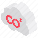 atmospheric condition, carbon dioxide, climate, meteorological condition, smog, smog pollution, smogy, weather, weather forecast icon