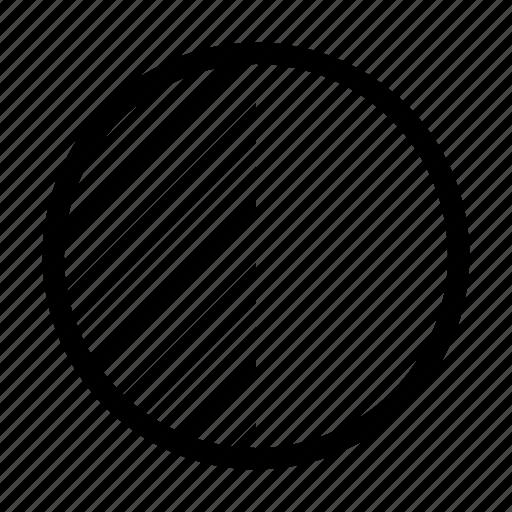moon, night, phase, quarter, third icon