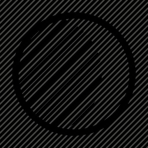 crescent, moon, phase, waning icon